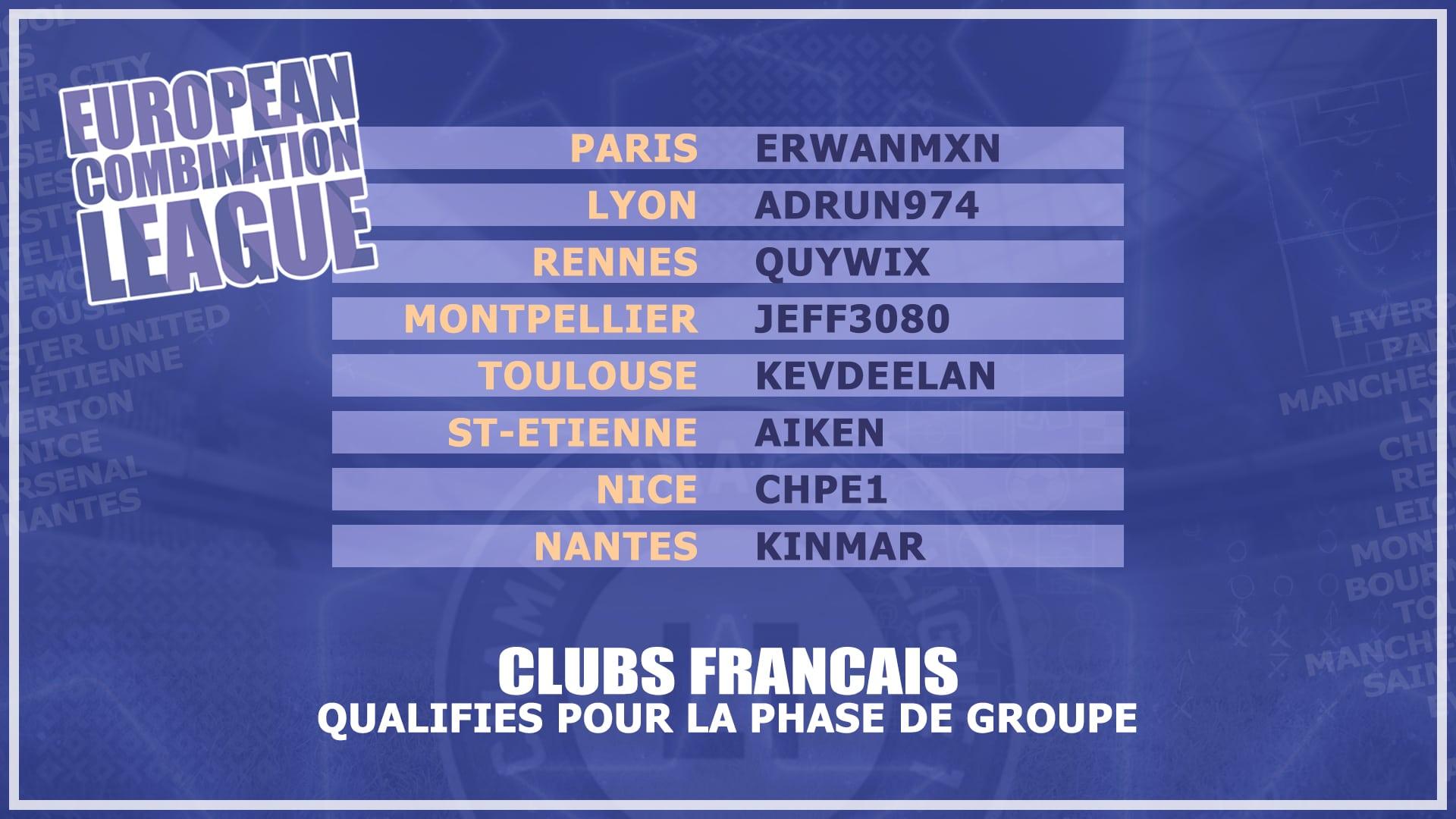Qualifiés français