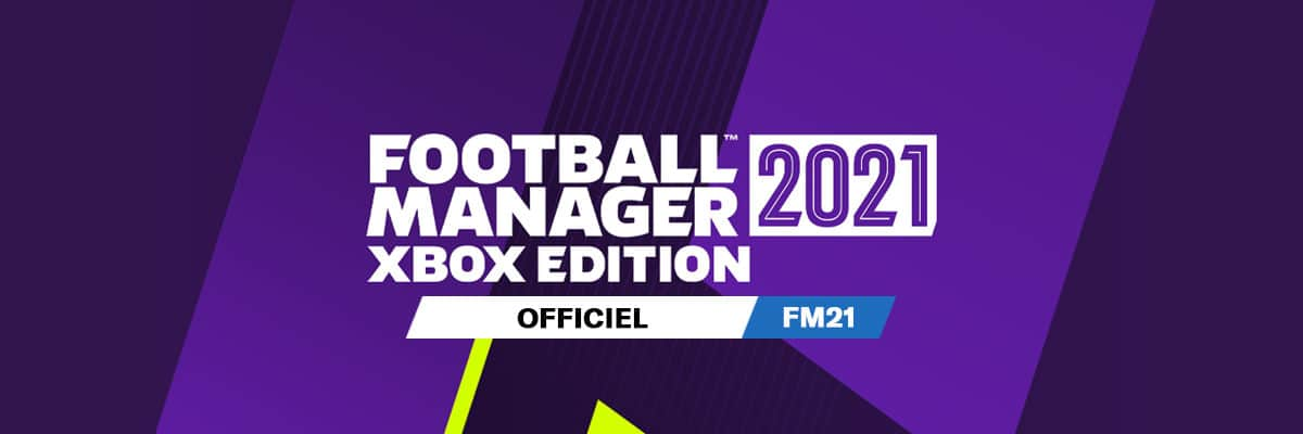 Football Manager 2021 Xbox Édition