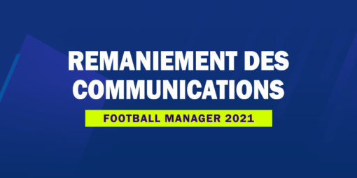 FM21 - Remaniement des communications