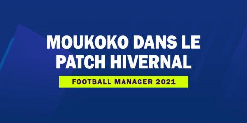 Moukoko sera présent dans le Patch Hivernal