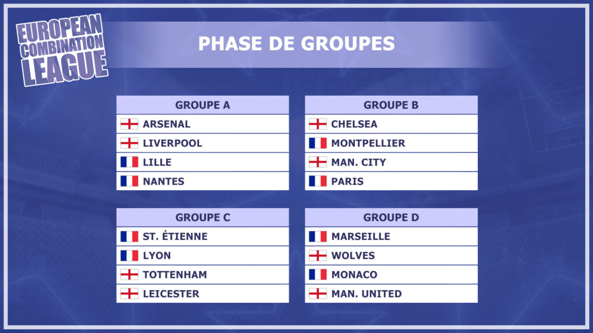 Groupes ECL
