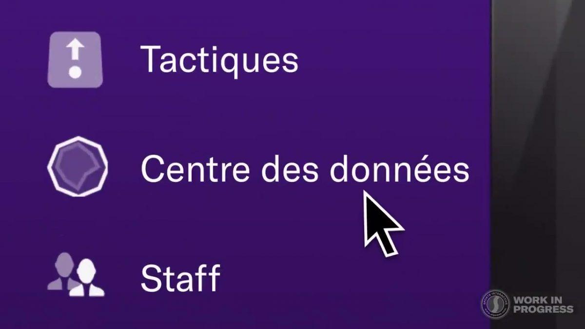 Centre des données