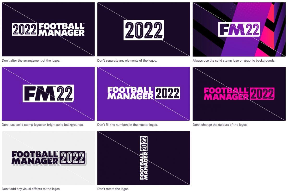 Utilisations logos FM22 interdites